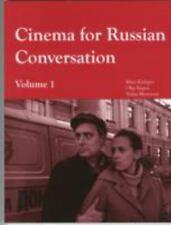 Cinema for Russian Conversation, Volume 1 by Kagan, Olga, Kashper, Mara, Morozo