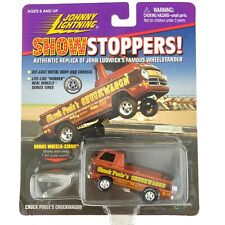 Johnny Lightning Showstoppers Chuck Poole's Chuckwagon Dodge Copper Diecast 1/64