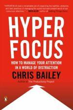 HYPERFOCUS, Bailey, Chris #8943