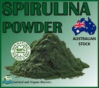 ✅ SPIRULINA POWDER - 100% Certified Organic - Premium Grade - Exp Dec 2022