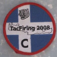 TacFiring 2008 Patch - Tactical Firearm Training Institute