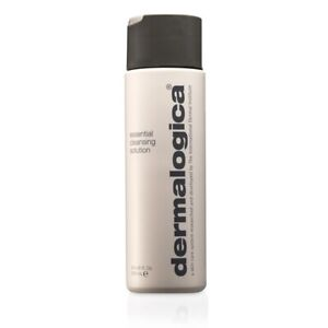 NEW Dermalogica Essential Cleansing Solution 250ml Womens Skin Care