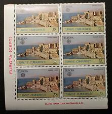 EUROPA Timbre TURQUIE / TURKEY Stamp - Yvert et Tellier n°2214 x6 n** (Y3)