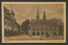 Goslar  Kaiserworth Rathaus