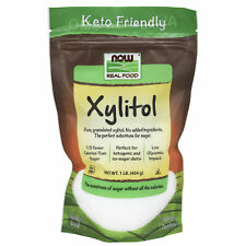 Xylitol 454g | Low Calories 100% Natural Sugar Replacement | Stevia Alternative