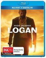 Logan Blu-Ray : NEW