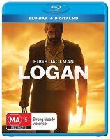 Logan (Blu-ray, 2017)BRAND NEW & SEALED