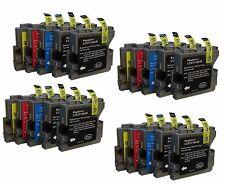 20tintenpatronen Compatible avec Brother DCP130C DCP135C DCP540C MFC5460CN