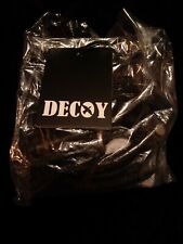 Decoy Black Training Slip Lead for Dogs Gundogs Hunting - New with tag.