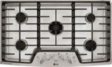 Lg Studio Lscg366St 36 Inch Gas Cooktop with 5 Sealed Burners