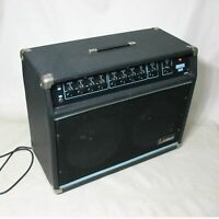 LANDER TWO TEN REVERB VINTAGE GUITAR COMBO AMPLIFIER USA MADE GOOD CONDITION