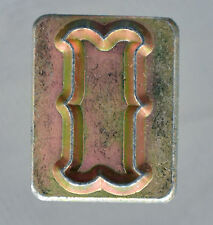 """Leather Tools Tandy  Craftool Alphabet Replacement 1/2 """" letter I Stamp"""