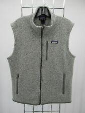 K1574 Patagonia Men's Full-Zip Fleece Vest Size L