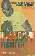 Hurricane: The Life of Rubin Carter, Fighter by James S. Hirsch (Paperback,...