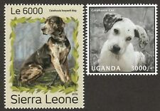Catahoula Leopard Dog * Int'l Postage Stamp Art Collection *Great Gift Idea*