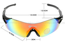 ROCKBROS Cycling Sunglasses Bike Bicycle Sports Glasses Goggles Black