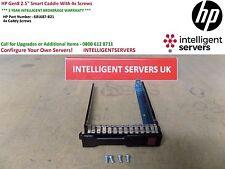 """HP Gen8 2.5"""" Smart Caddie With 4x Screws ** 681687-B21 **"""