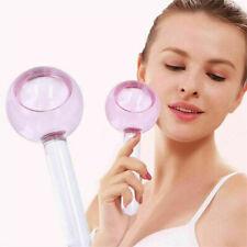 2 Pcs Massage Ice Globes Beauty Cooling Massage Tools Face Massager Ball Durable