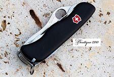 New Victorinox Swiss Army Knife Non-Serrated OneHand Trekker 111mm  54875