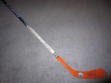LEON DRAISAITL Edmonton Oilers SIGNED Autographed Hockey Stick w/ COA