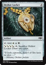 MTG RAVNICA ALLEGIANCE ORZHOV LOCKET x4 NM/MT
