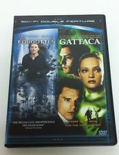 The Forgotten / Gattaca - Double Feature(DVD, 2007)