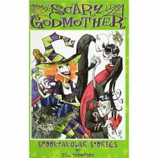 Scary Godmother Spooktacular Stories by Jill Thompson Halloween 2004, Tpb Oop
