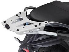 BMW C600 sport GIVI SRA5105 aluminium REAR RACK for 12 13 luggage rear PLATE kit
