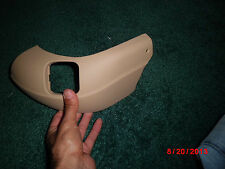 2000-2002 Mercedes-Benz W220 LOWER SEAT PLASTIC TRIM S600 S55 S430 S500 AMG TAN