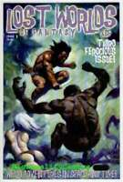 LOST WORLDS OF FANTASY & Sci-Fi #3, Mike Hoffman, NM+, more indies in store