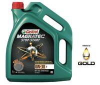 0w30 Castrol Magnatec stop start D 5 Liter Motoröl 0w-30 D FORD WSS-M2C950-A