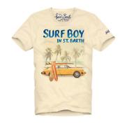 MC2 SAINT BARTH T-Shirt Manica Corta casual SRFB11 da uomo SURF BOY - 30%