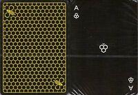 Killer Bee Reloads (No Box) Playing Cards Poker Size Deck Cartamundi Sealed New
