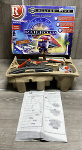 Vintage Radio Shack Radio Controlled Train Silver Line 60-1256 Original Box