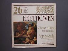 """LP 12"""" 33 rpm 1982 Nº 26 I TESORI DELLA MUSICA CLASSICA  - BEETHOVEN  TCMC-26"""