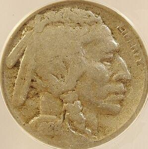 1926 s Buffalo Nickel nickle KEY DATE of SERIES ! graded ANACS AG looks Good + g