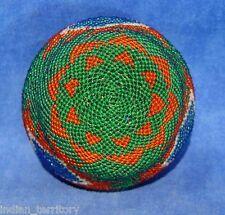 "Early Paiute Beaded Basket c.1910 2"" x 3"""