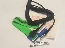 3M 2259 PRO QUALITY STATIC CONTROL WRIST GROUND ANTI-STATIC STRAP          fd5h6