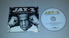 Single CD  Jay-Z - I Just Wanna Love U (Give It 2 Me) 2000 4 Tracks Digipack 96
