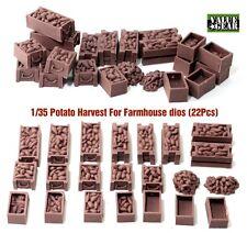 1/35 Potato Harvest (Yep a bunch of potatos) Value Gear 25 pcs Resin Stowage