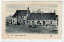 More details for house where cromwell stayed, kilsyth: stirlingshire postcard (c52926)