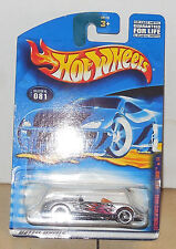 2001 HOT WHEELS Collectors #80 Extreme Sports Series MK 48 Turbo #1 of 4 NIP HW