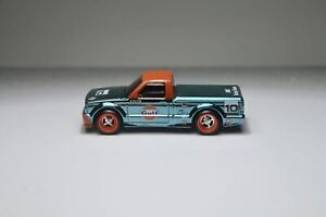Hot Wheels GMC Truck CUSTOM Blue  Spectraflame