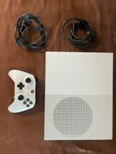 New listing  Xbox One S 1Tb White With Controller And Hdmi Cable