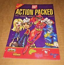 Guía de precios de Bandai 2003 (47 páginas) - Power Rangers, Digimon, Bratz, Betty spaghe