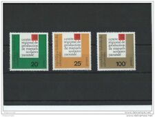 LOT : 042015/511A - CAMEROUN  1963 - YT N° 369/371 NEUF SANS CHARNIERE ** (MNH)