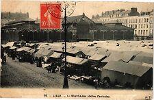 CPA Lille - Le Marché des Halles Centrales (194141)