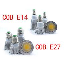 E14 E27 GU10 MR16 Lampada dimmerabile COB LED Faretto Lampadina Epistar th