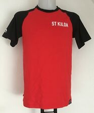ST KILDA RED AFL RED TEE SHIRT BY MAJESTIC SIZE MEN'S LARGE BRAND NEW