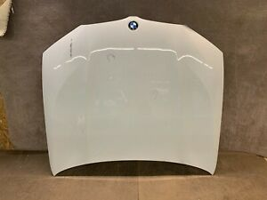 2019 2020 BMW X3 Front Hood White OEM